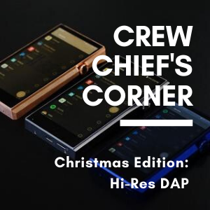 Crew Chief's Corner - Christmas Edition: Hi-Res DAP