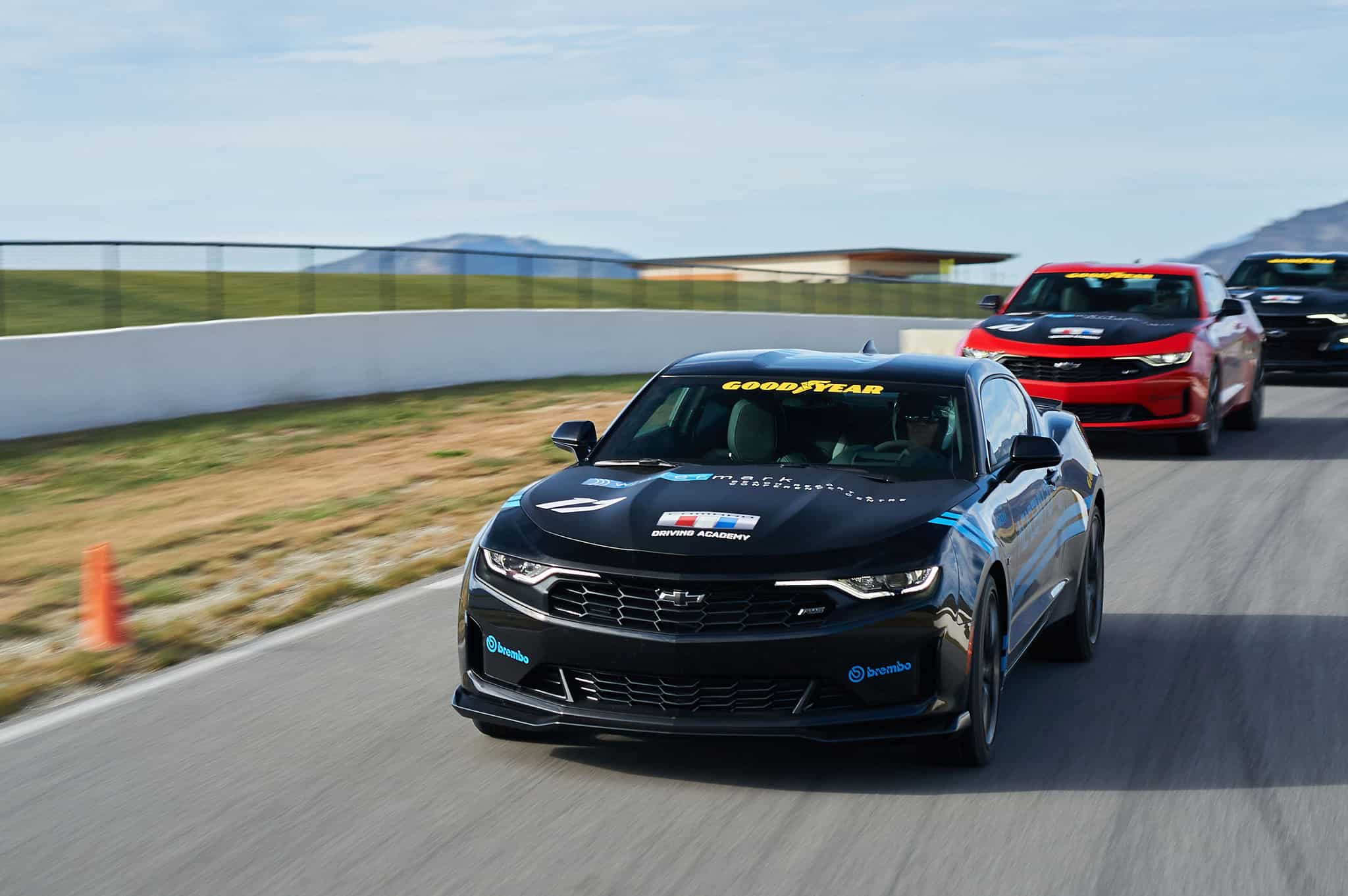 Media Release: Official Launch of the Camaro Driving Academy